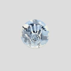 The 100 Clans Azgeda Mini Button