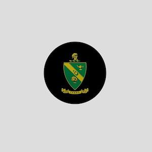 Alpha Gamma Rho Emblem Mini Button