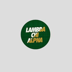 Lambda Chi Alpha Athletic Mini Button
