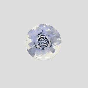 The 100 Clans Skaikru Mini Button