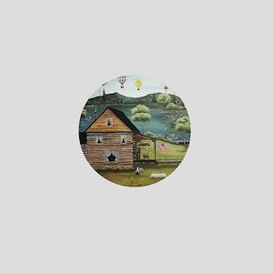Micks Cove Mini Button
