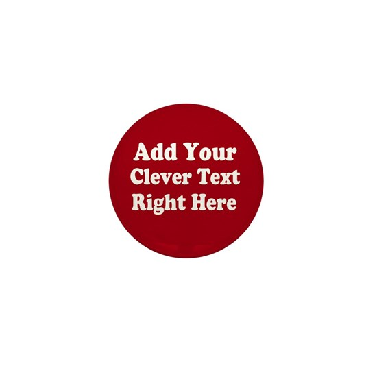 Add Text Background Red White