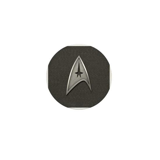 Star Trek Insignia Metal