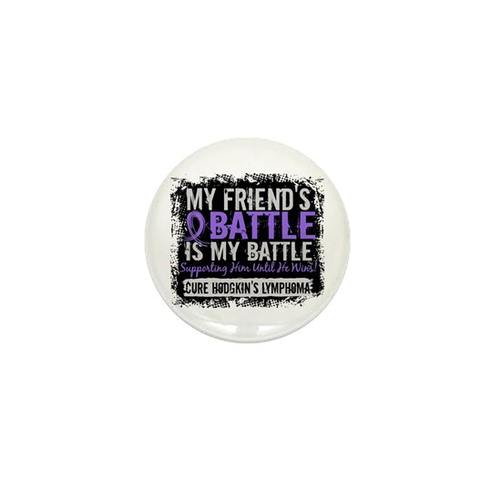 D My Battle Too 2 Friend Male Hodgkins Lymphoma