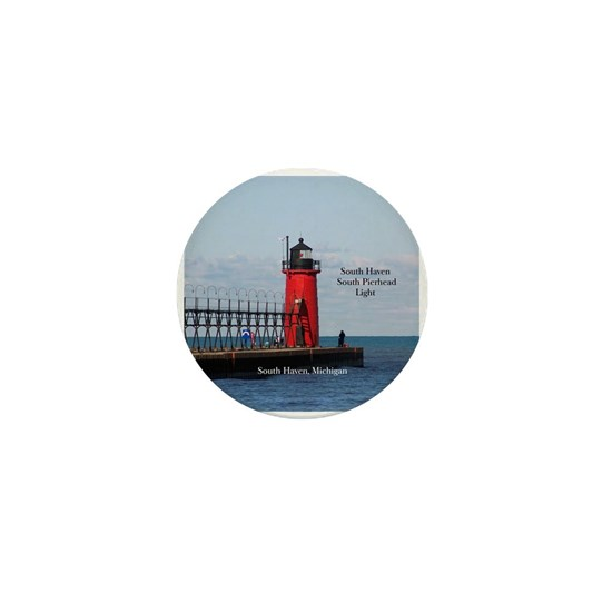 South Haven South Pierhead Light coaster