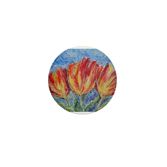 Color tulip,floral art