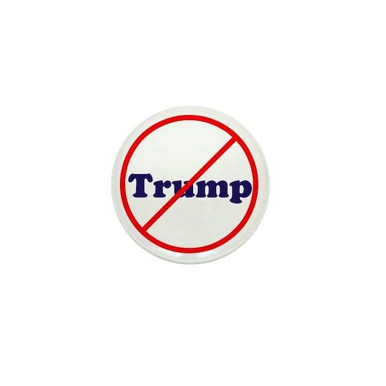 Anti Trump, Dump Drumpf, no Trump