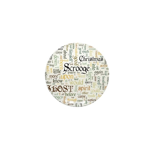 A Christmas Carol Word Cloud