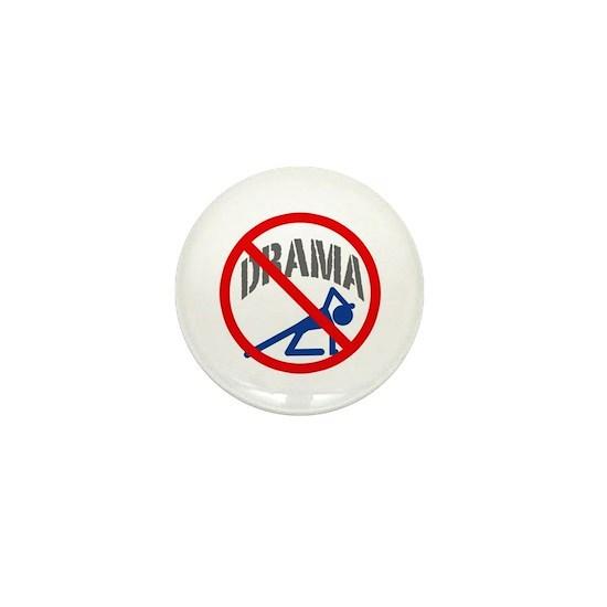 NO DRAMA Button