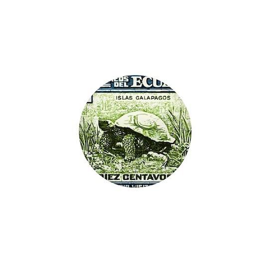 1936 Ecuador Galapagos Tortoise Postage Stamp