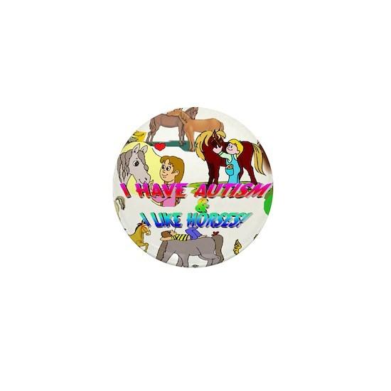 i have autism n like horses2300