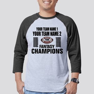YOUR TEAM FANTASY CHAMPIONS Baseball Jersey