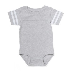 324160064 CafePress Noah Ark Black Baby Football Bodysuit
