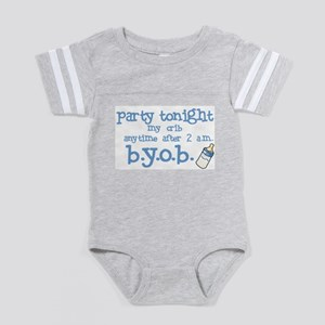 Baby Football Bodysuit