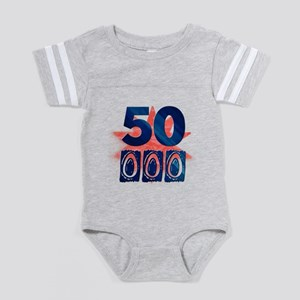 Baby Football Bodysuit