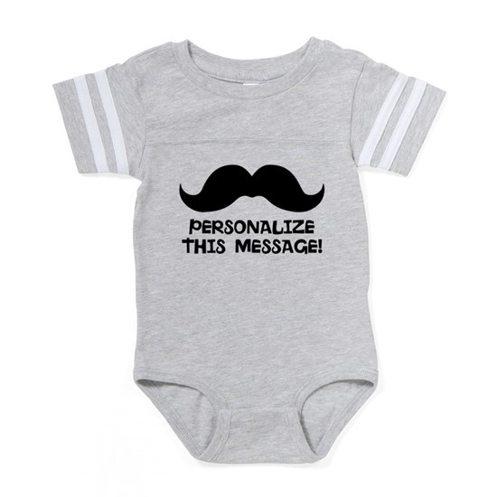 PERSONALIZED Cute Mustache