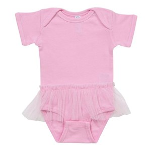 Baby Tutu Bodysuit Iris CafePress
