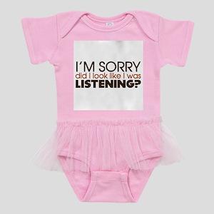83b459e6afe0 Funny Sayings Baby Tutu Bodysuits - CafePress