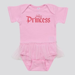 Princess Baby Tutu Bodysuit