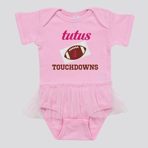 Tutus Touchdowns Baby Tutu Bodysuit