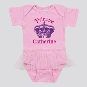 Princess (p) Baby Tutu Bodysuit