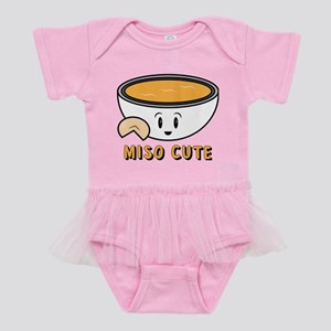 Miso Cute Baby Tutu Bodysuit