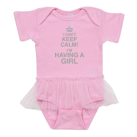 I Cant Keep Calm! Im Having A Girl