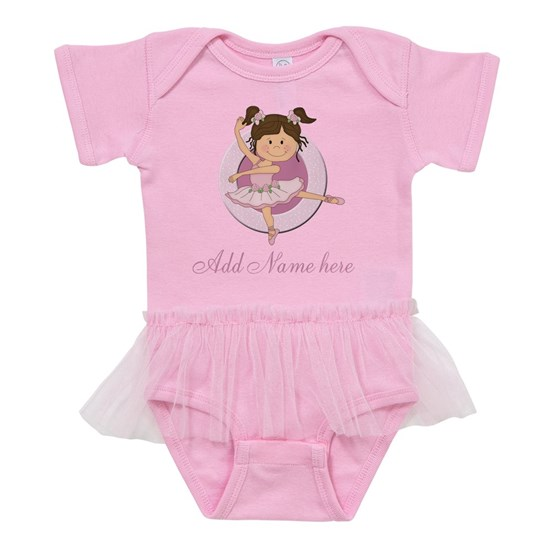 Cute Personalized ballerina