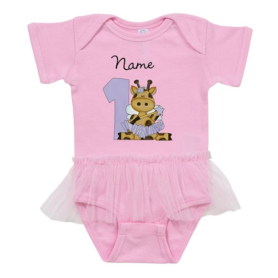 Personalized Giraffe Fairy 1