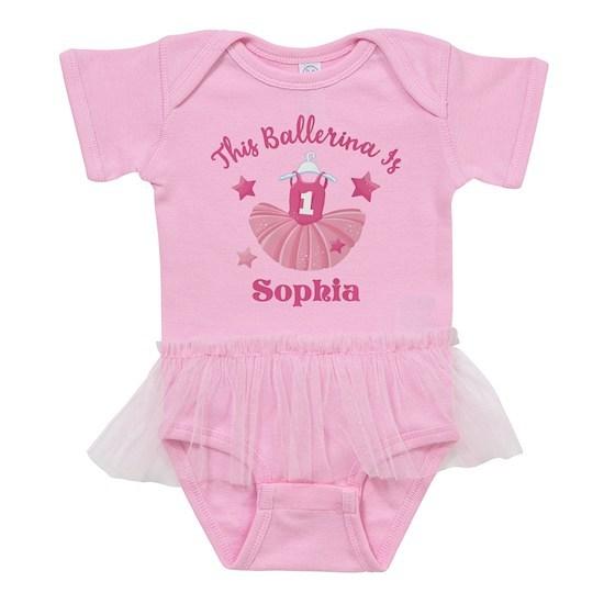 Ballerina 1st Birthday PD