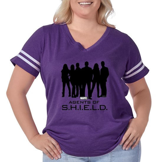 Agents of S.H.I.E.L.D. Silhouette