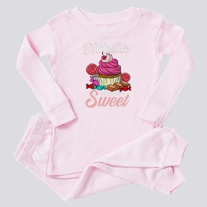 Funny Diabetics Are Naturally Sweet Diabet Pajamas
