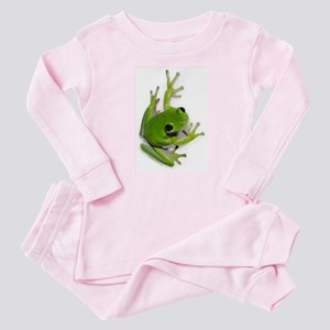 Tree Frog -  Baby Pajamas