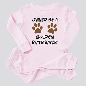 Owned By A Golden... Infant Bodysuit