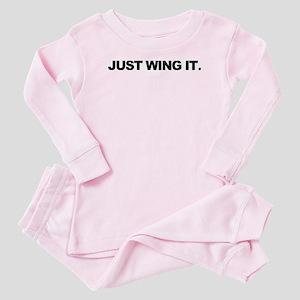 bd343e82 Paragliding & Powered Paragli Baby Pajamas
