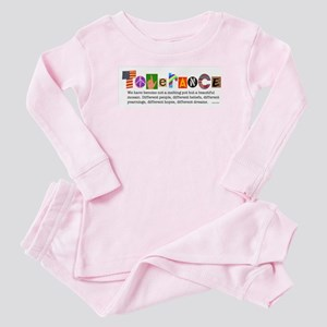 Tolerance Baby Pajamas
