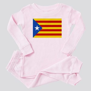 1be201adbf3 LEstelada Blava Catalan Independence Flag Infant B