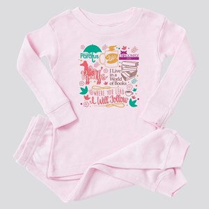 Gilmore Girls Collage Baby Pajamas