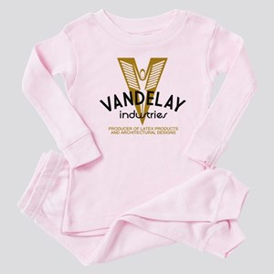 Vandelay Industries Latex Baby Pajamas