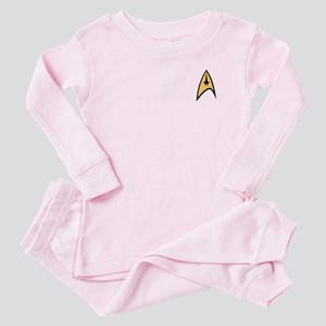 Star Trek Command Logo Baby Pajamas