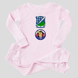 506th PIR Baby Pajamas