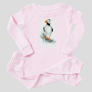 puffin Baby Pajamas
