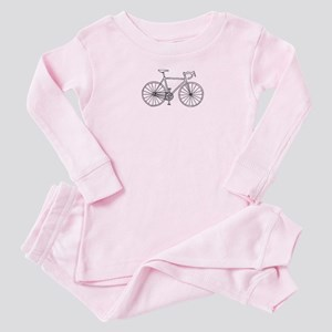 road bike Baby Pajamas