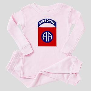 82nd Airborne Baby Pajamas