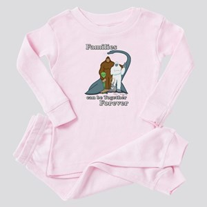 Families Together Forever Baby Pajamas