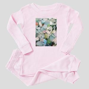 Sea glass Baby Pink Pajamas