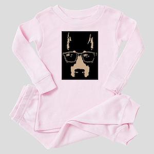 Dobe Glasses Baby Pajamas