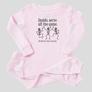 Same Inside Baby Pajamas Suit