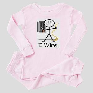 BusyBodies Electrician Baby Pajamas