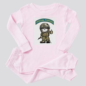 NEW_SF_BEAR Baby Pajamas